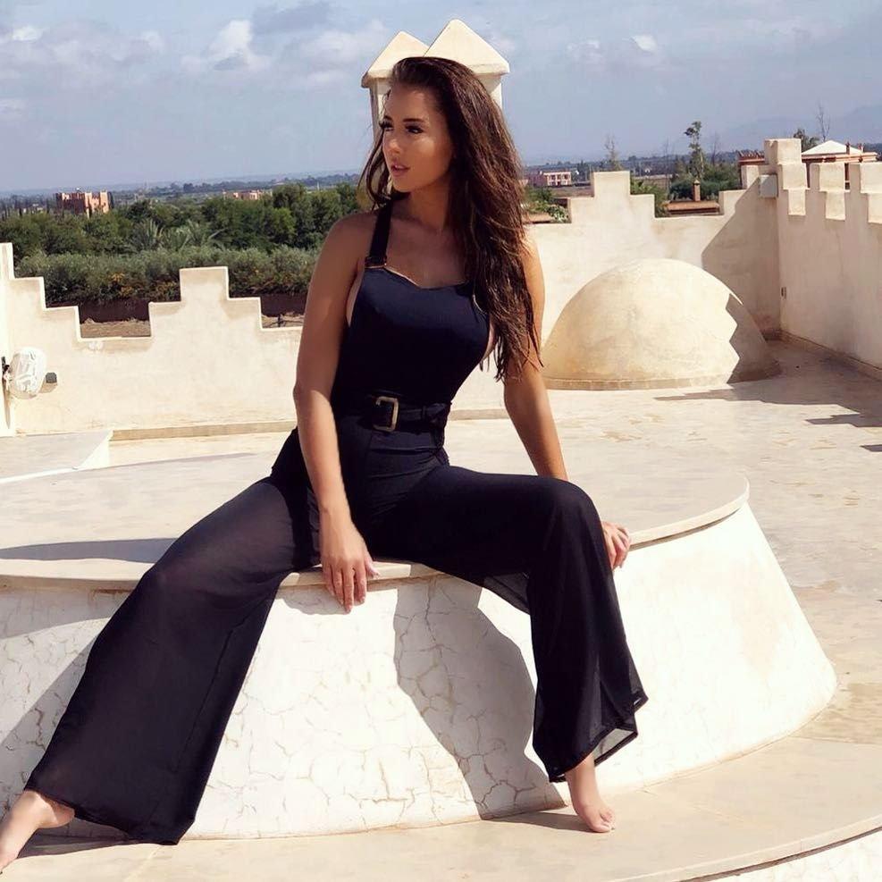 Yazmin Oukhellou Sexy (90 Photos)