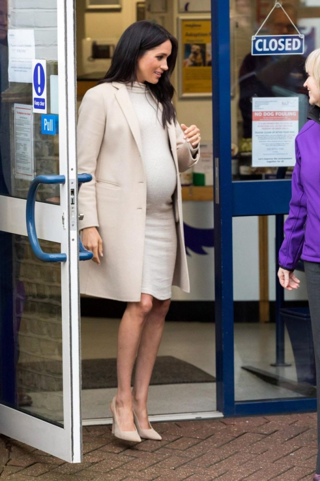 Meghan Markle Sexy (4 Photos)