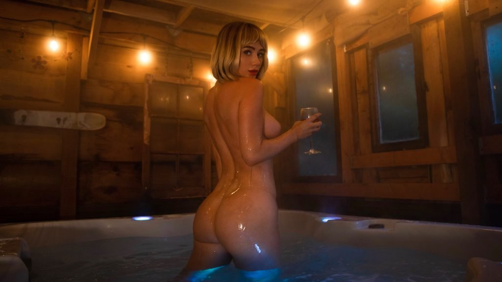 Sara Underwood Naked (8 New Photos)