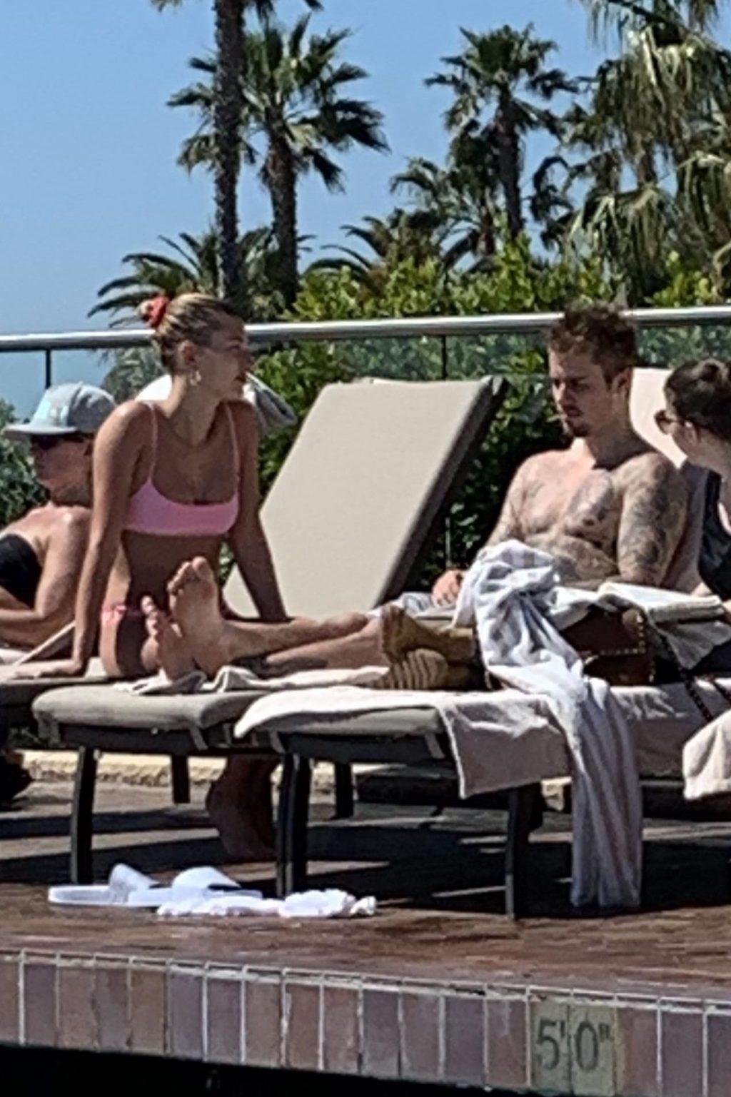 Hailey Bieber Sexy (15 Photos)