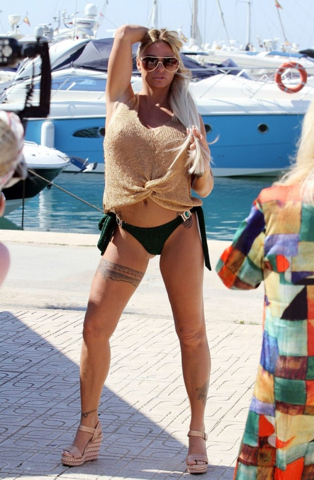 Katie Price See Through & Sexy (22 Photos)