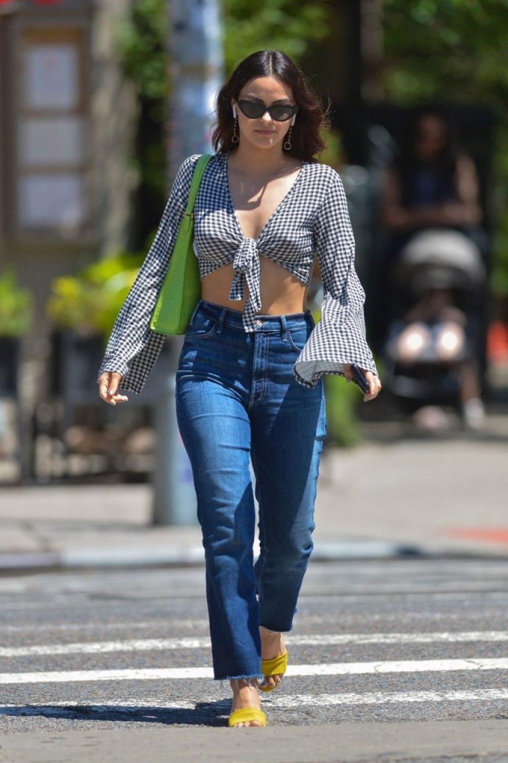 Camila Mendes Braless (24 Photos)
