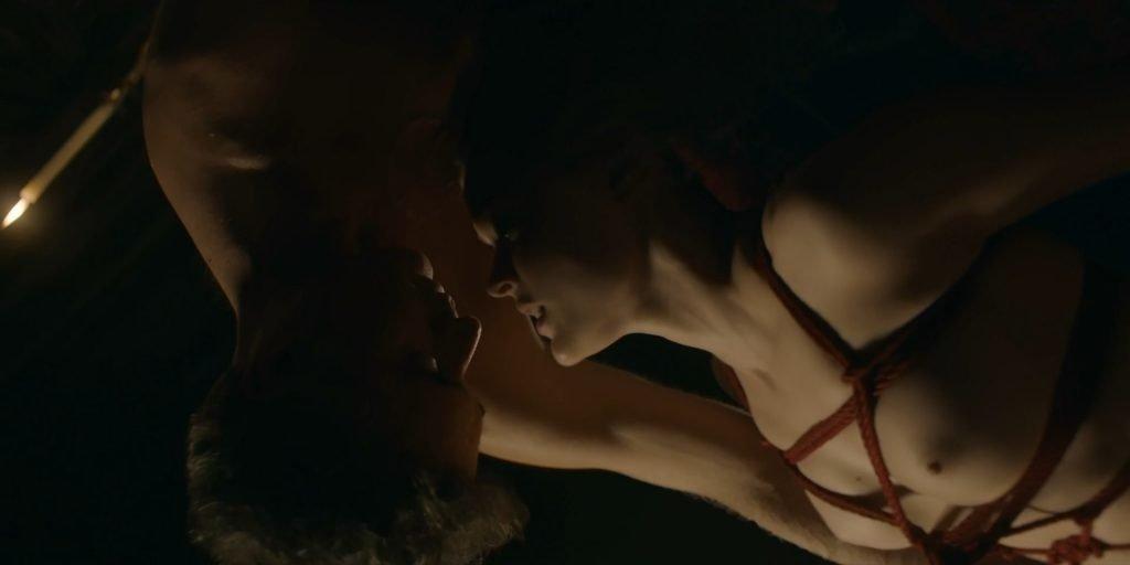 Bella Heathcote Nude – Strange Angel (4 Pics + GIF & Video)