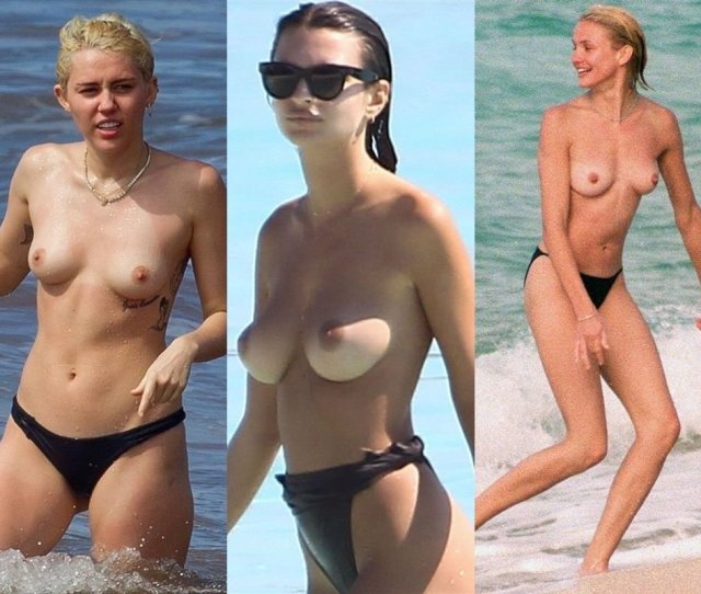 Celebrities Nude Beach Collection  Photos Thefappening