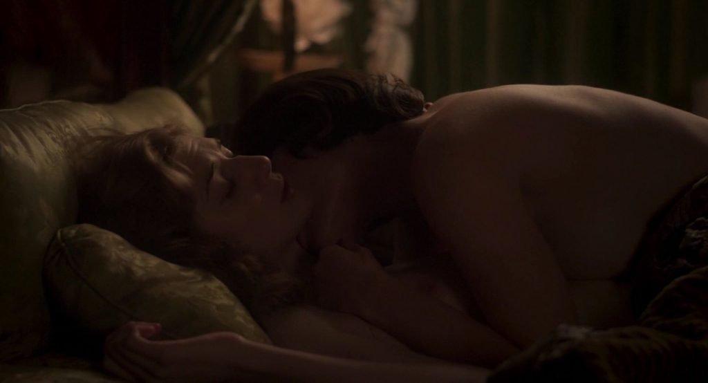 Gemma Arterton, Elizabeth Debicki Nude – Vita & Virginia (20 Pics + GIFs & Video)