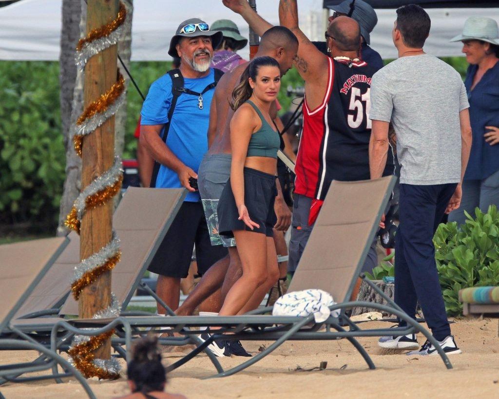 Lea Michele Sexy (13 Photos)