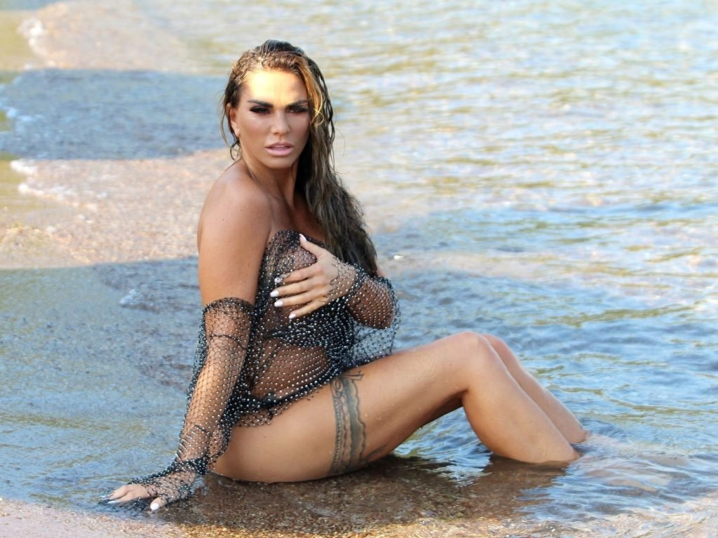 Katie Price Nude (11 Photos)