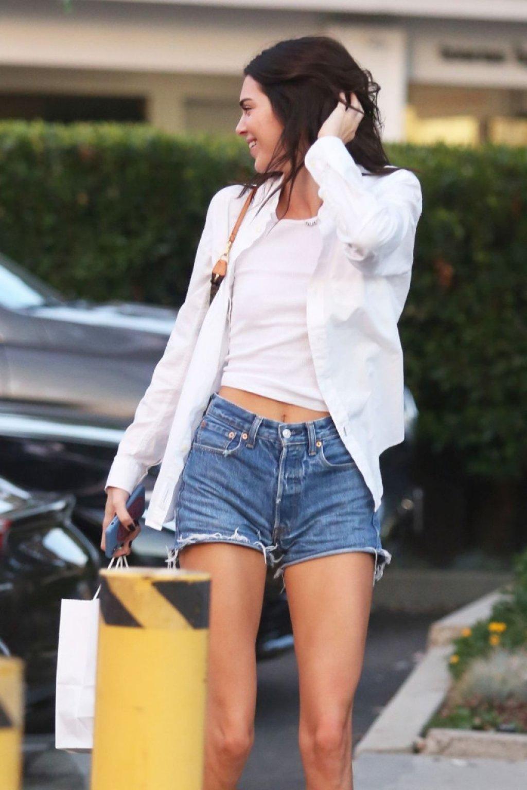 Kendall Jenner See Through (19 Photos)