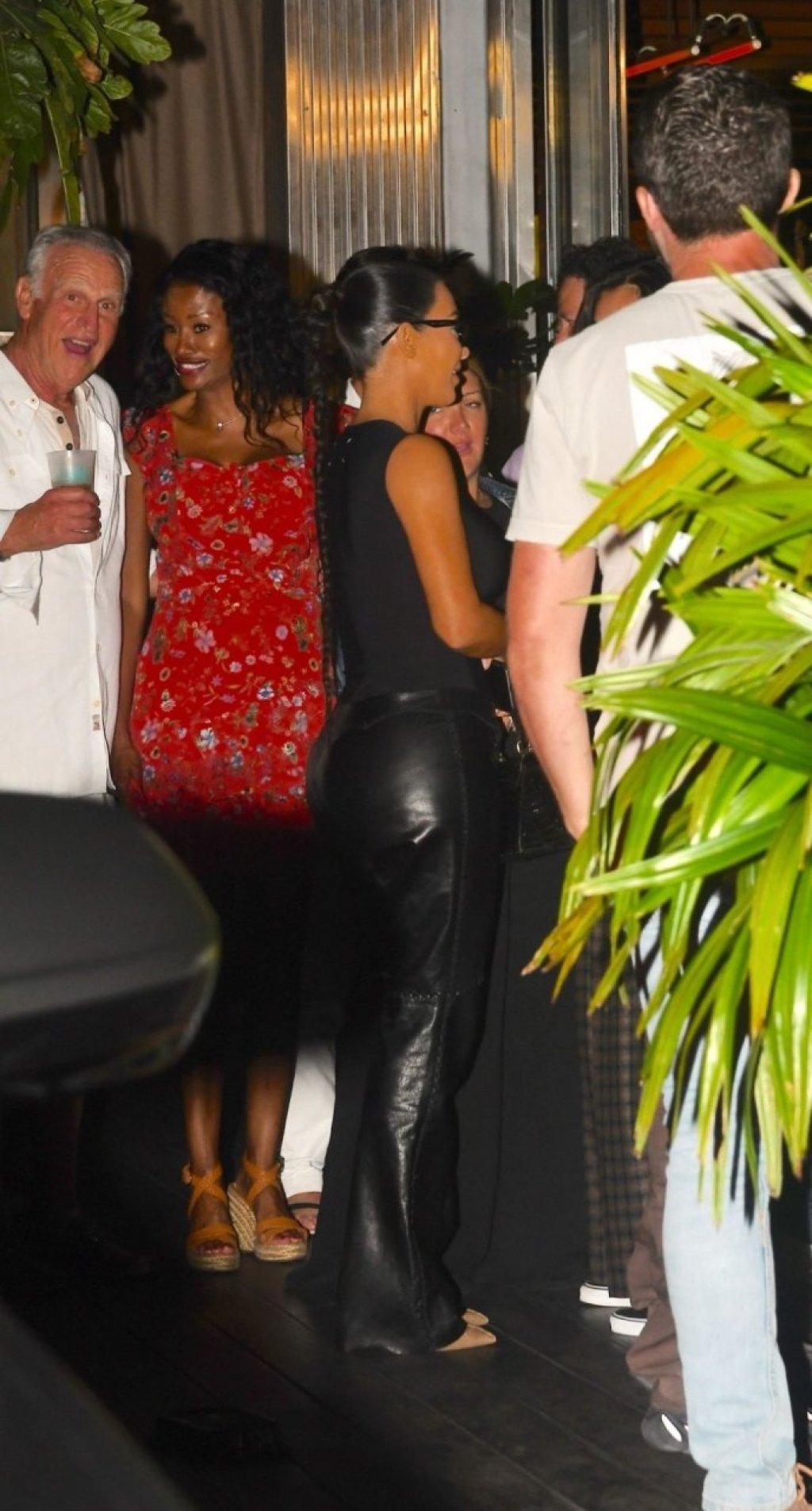 Kim Kardashian See Through (12 New Photos)