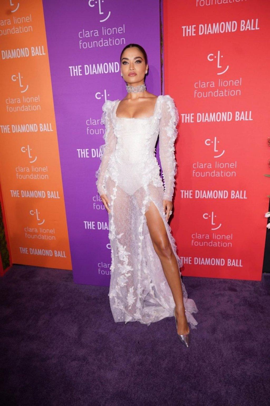 Shanina Shaik Sexy (25 Photos)