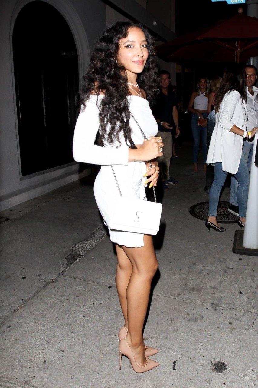 Tinashe Upskirt (18 Photos)