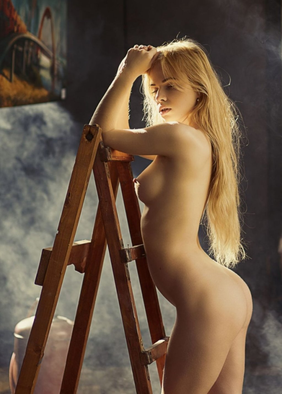 Alexandra Smelova Nude (15 Photos)