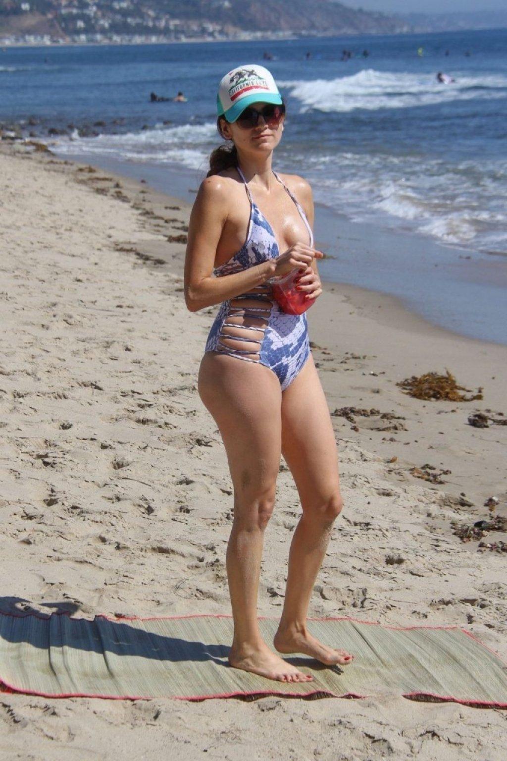 Blanca Blanco Nip Slip & Sexy (47 Photos)