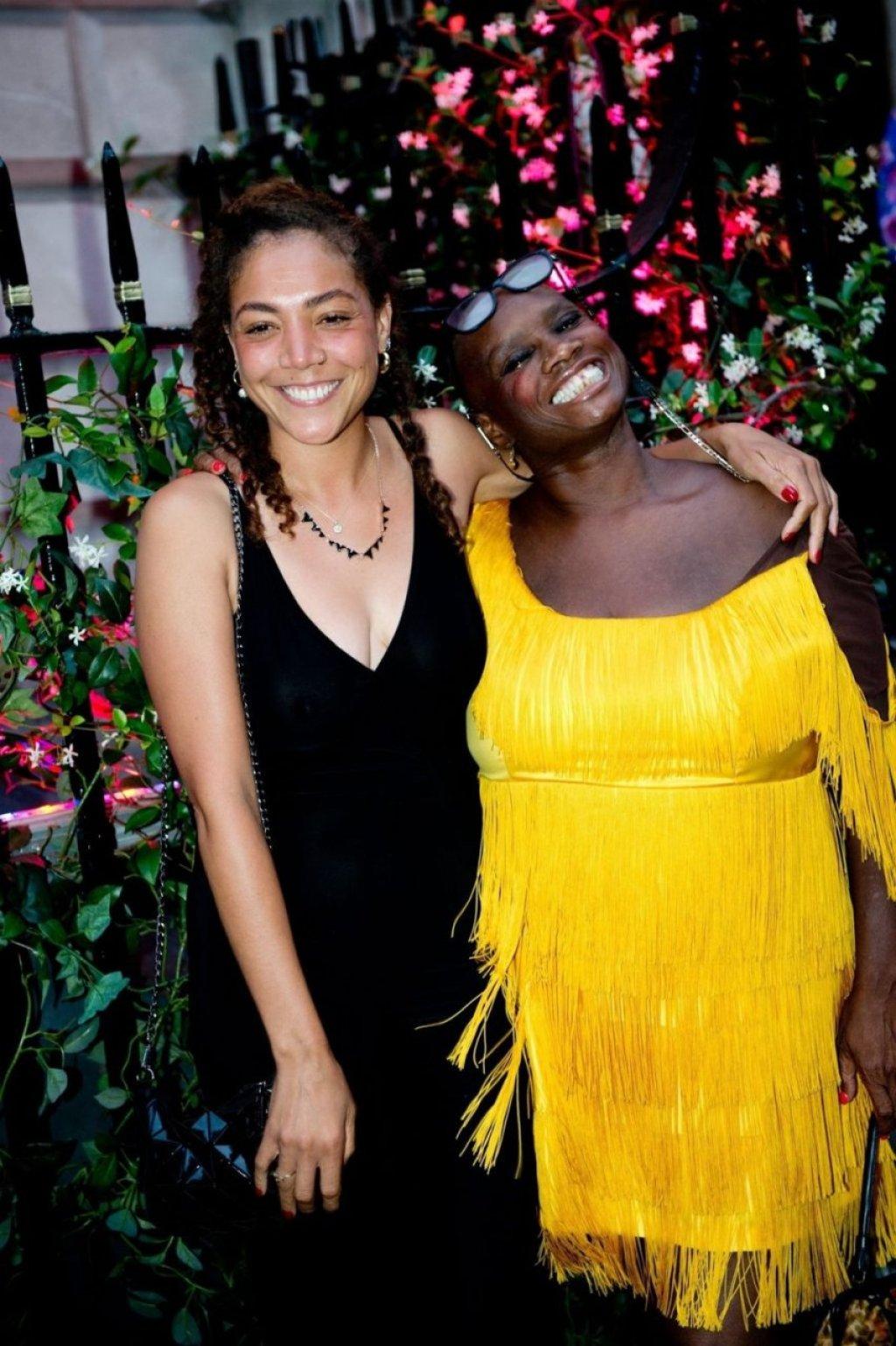 Miquita Oliver See Through (11 Photos)