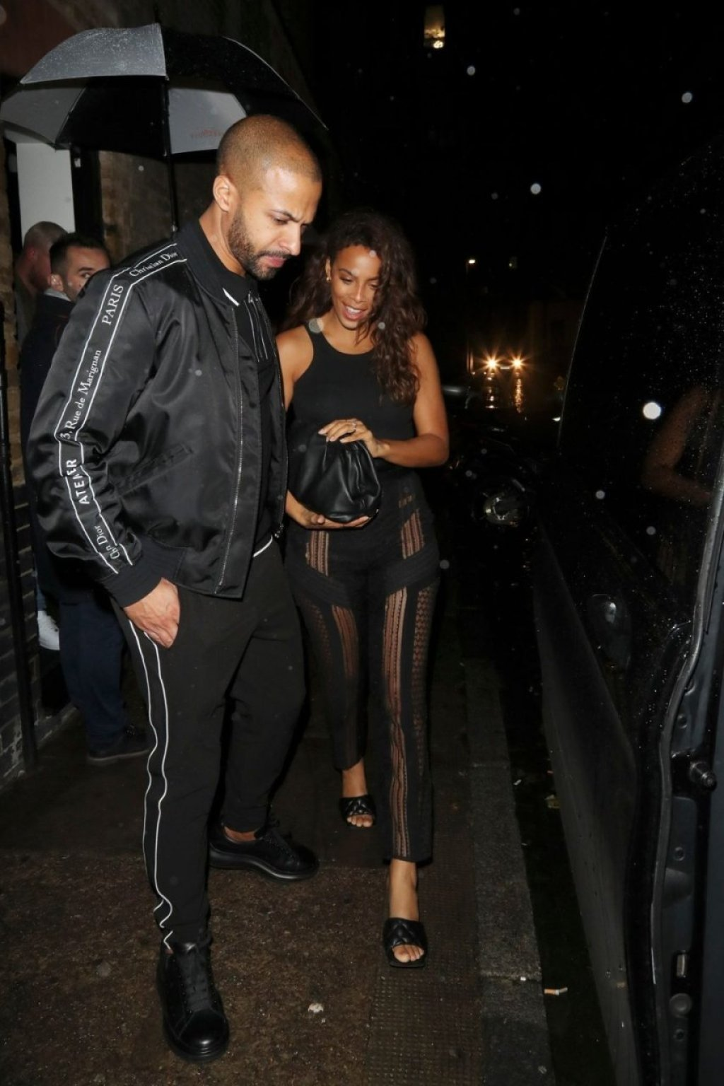 Rochelle Humes Sexy (8 Photos)