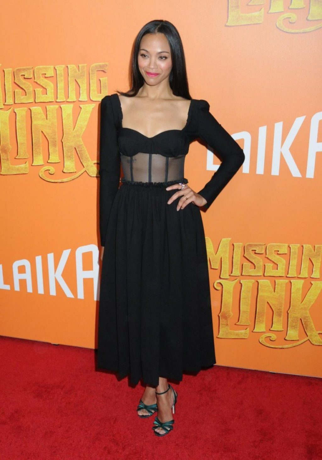 Zoe Saldana Sexy (61 Photos)
