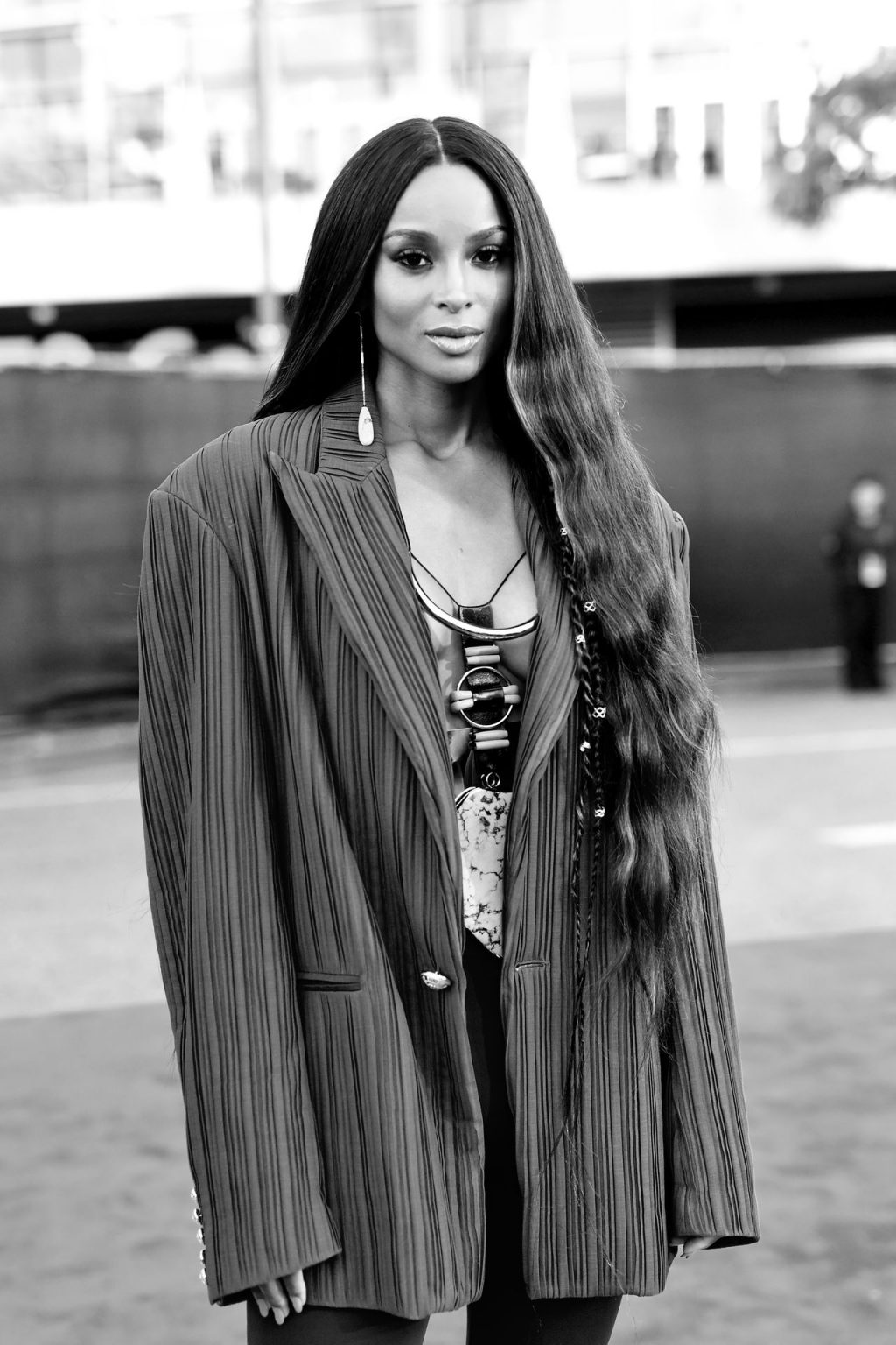 Ciara Braless (35 Photos)