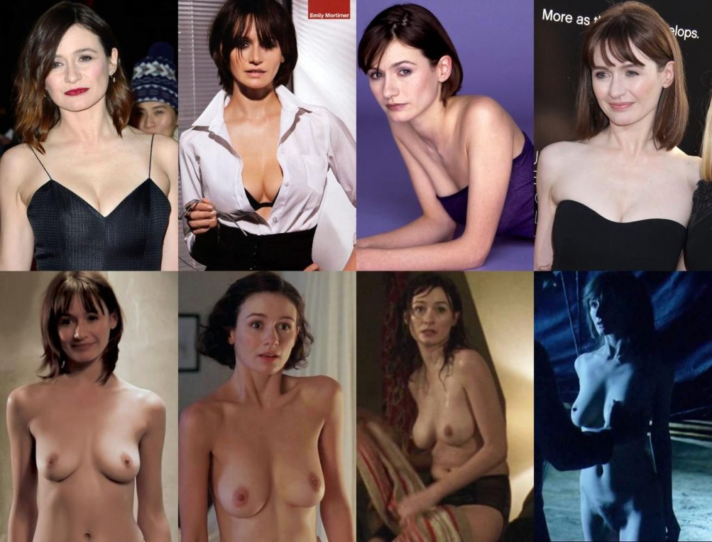 Emily Mortimer Nude (1 Collage Photo)