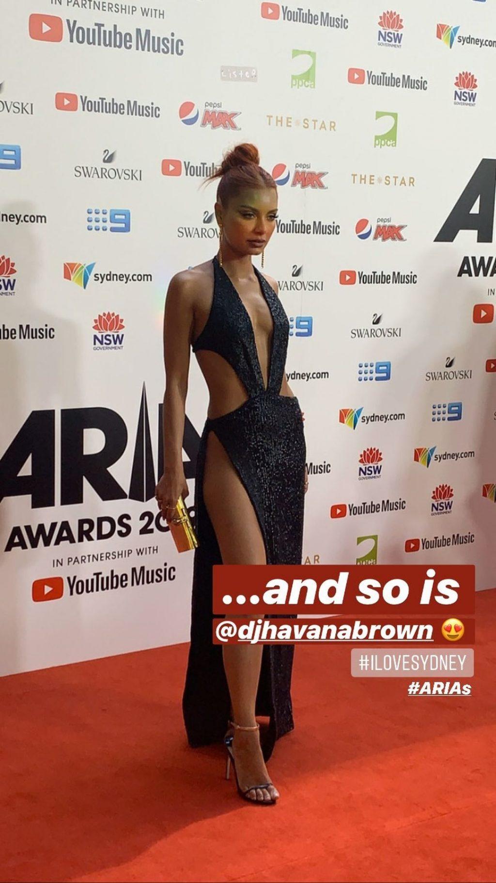 Havana Brown Sexy (20 Photos + Video)