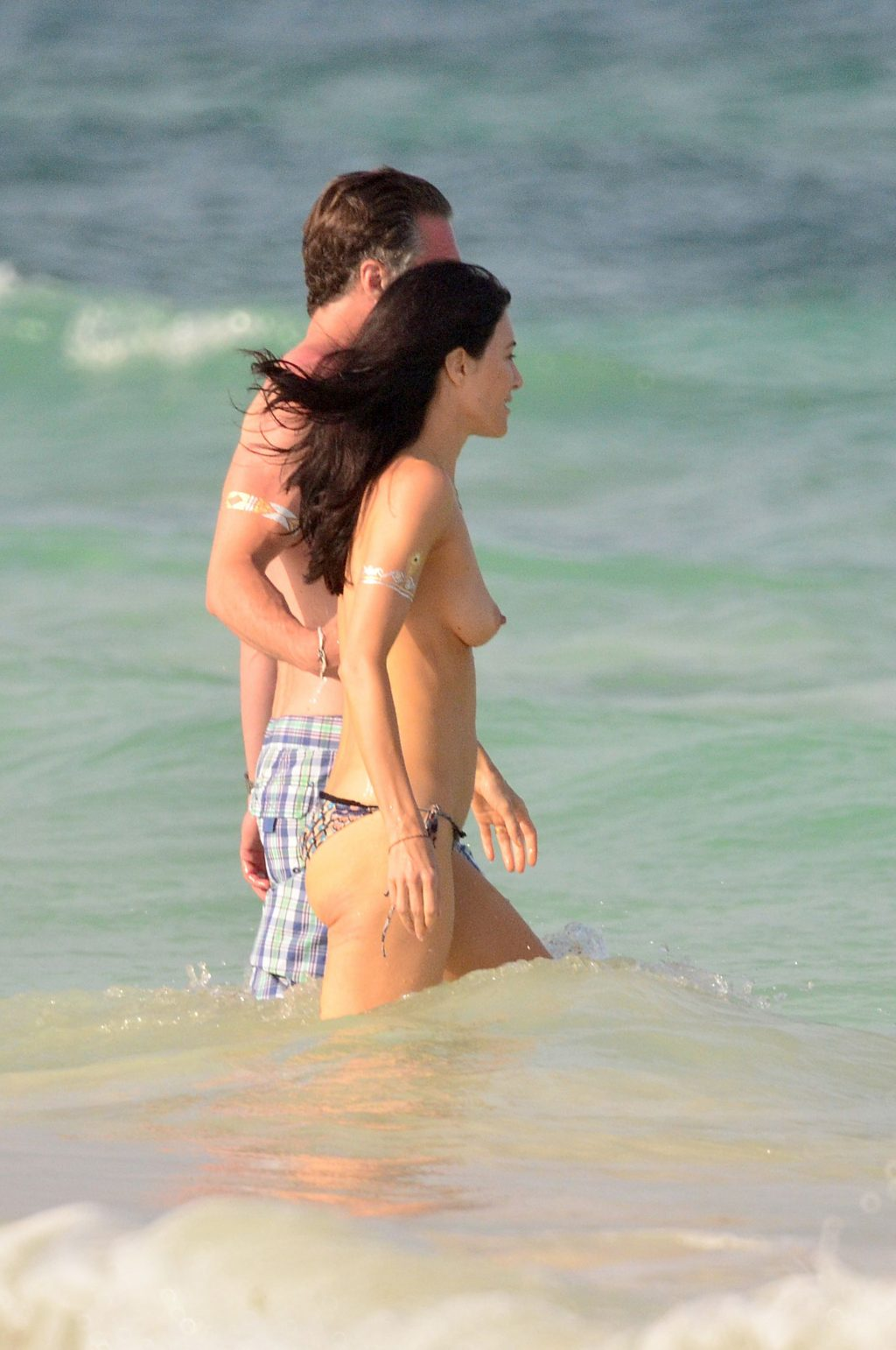 Jaime Murray Topless (34 Photos)