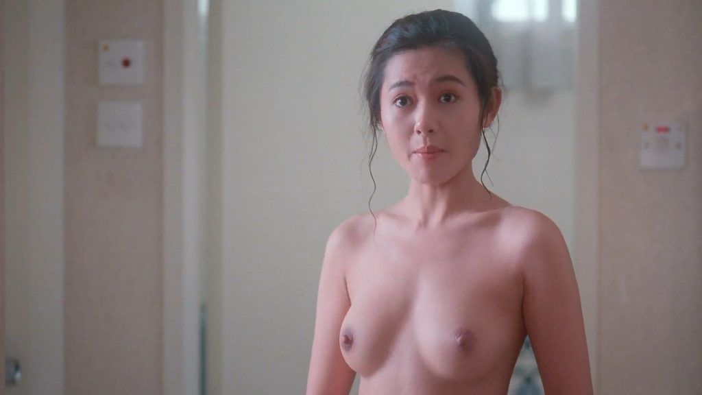 Loletta Lee Topless – Crazy Love (8 Pics + GIF & Video)