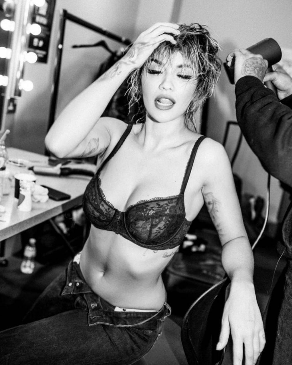Rita Ora Sexy (13 Photos + GIF & Video)