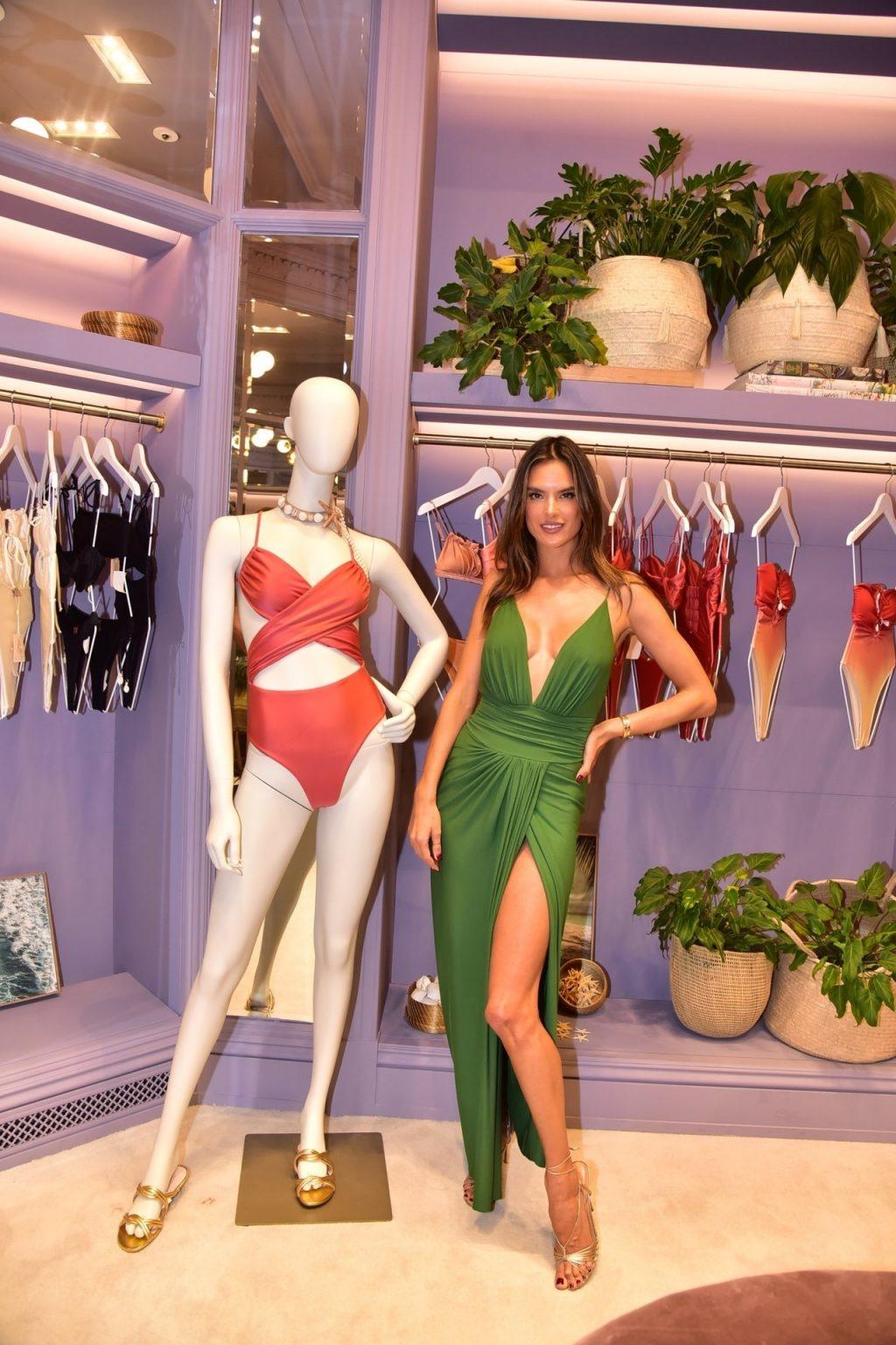 Alessandra Ambrosio Sexy (42 New Photos + Video)