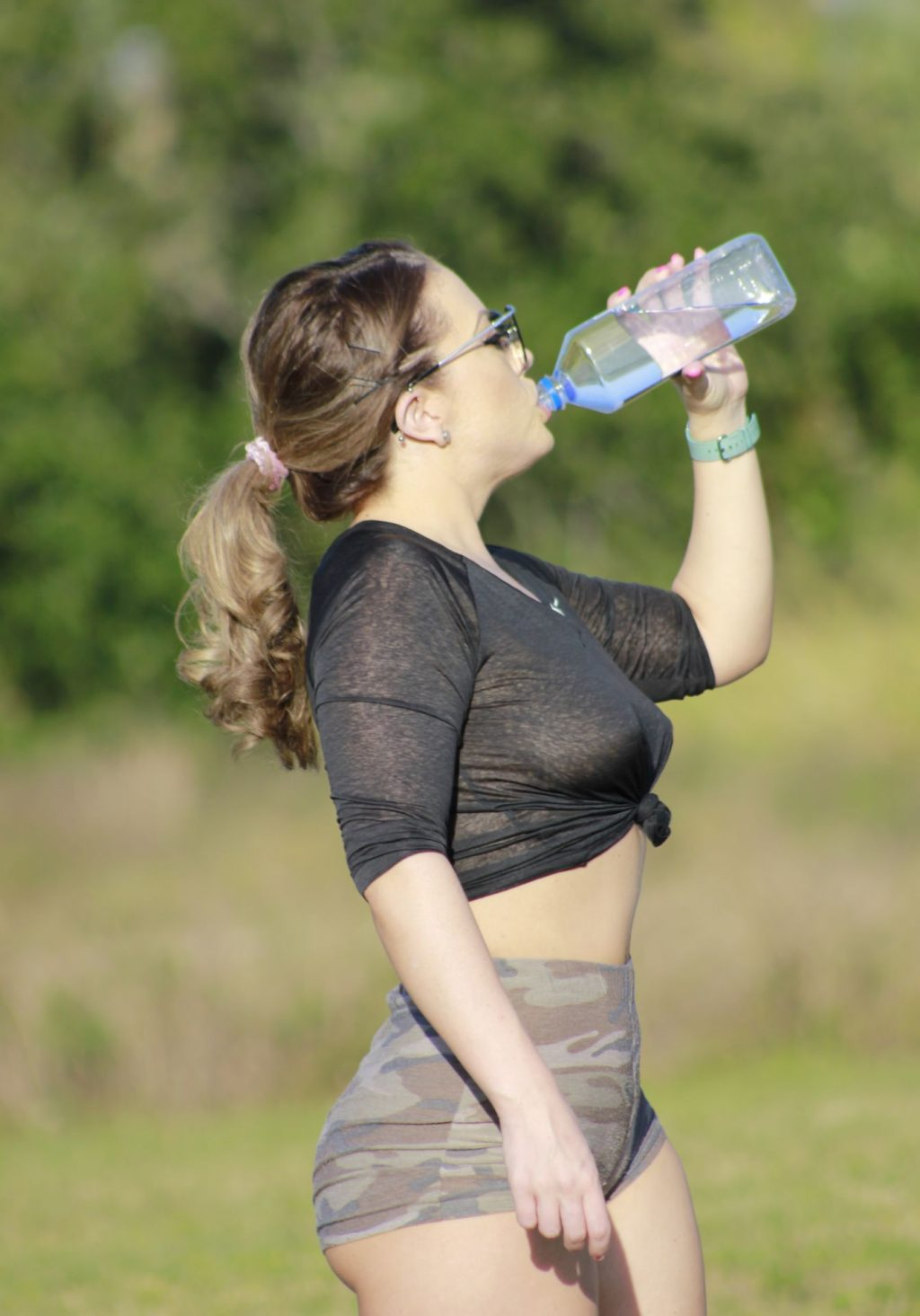 Carmen Valentina, Stefania Mafra Sexy (18 Photos)