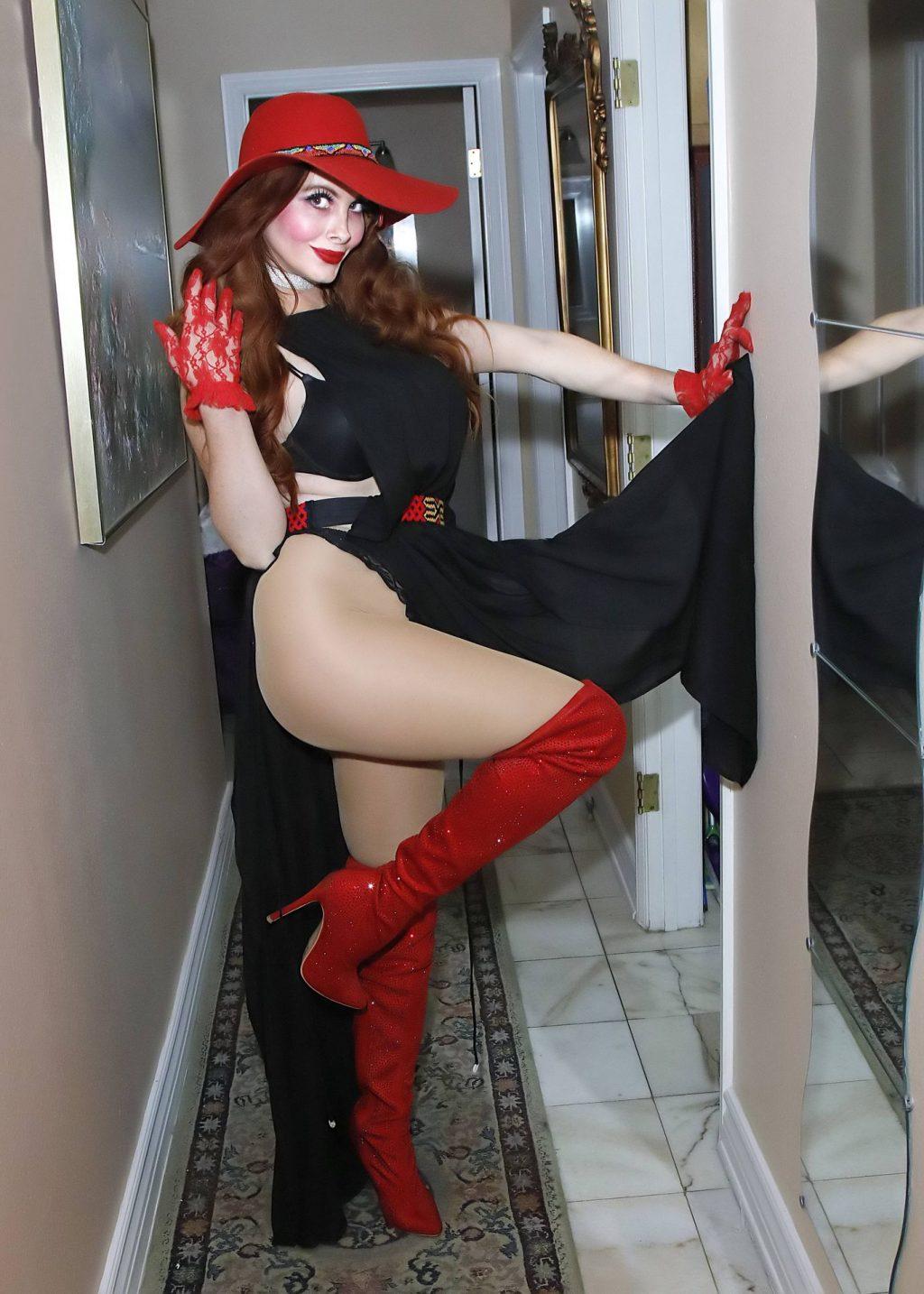 Phoebe Price Sexy (12 Photos + Video)