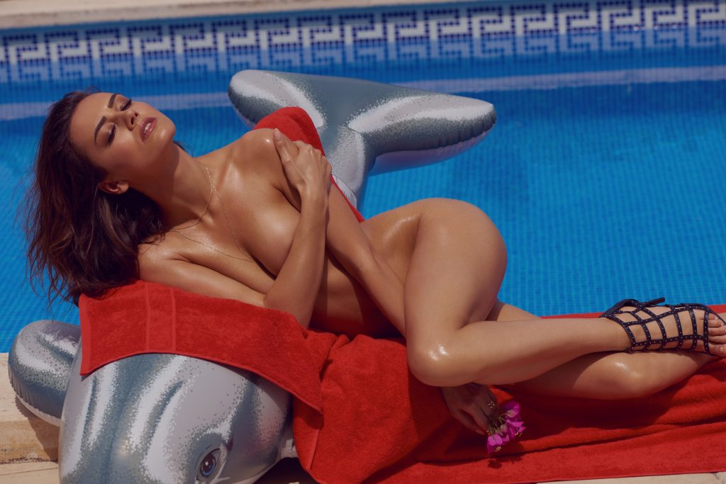 Veronika Klimovits Nude & Sexy (26 Photos)