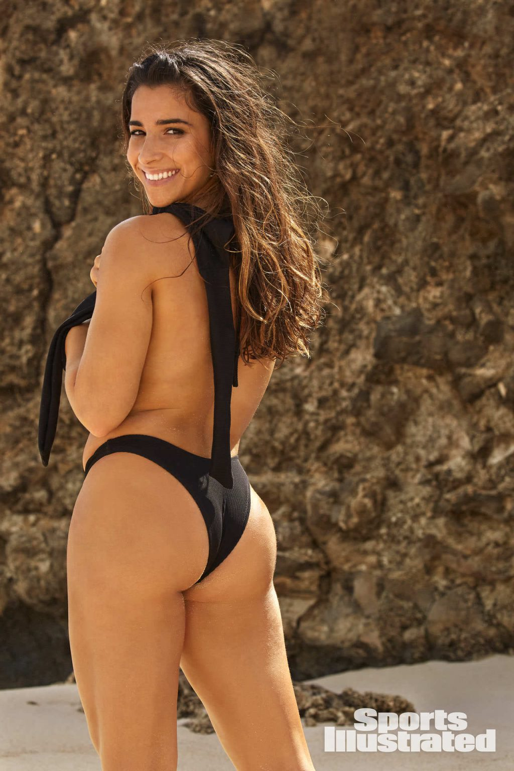 Aly Raisman's Butt for Sports Illustrated (1 Photo)