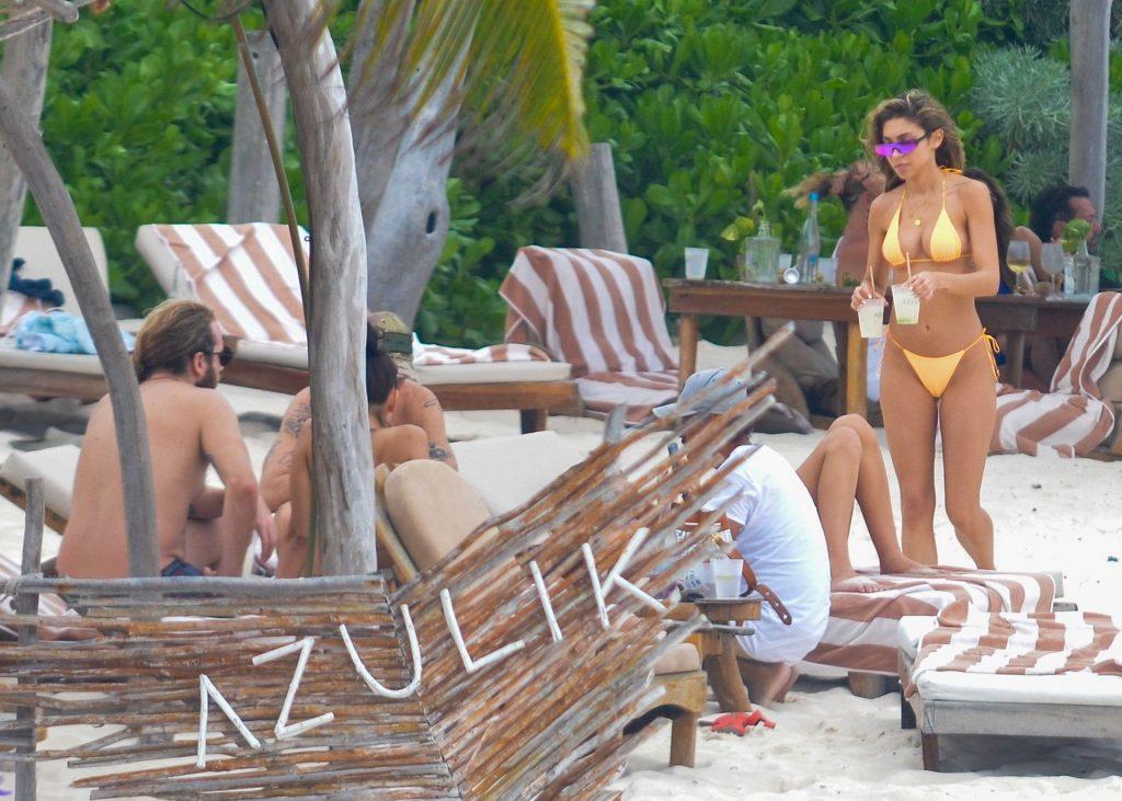 Chantel Jeffries and DJ Diplo Take Their New Love to Mexico (41 Photos)