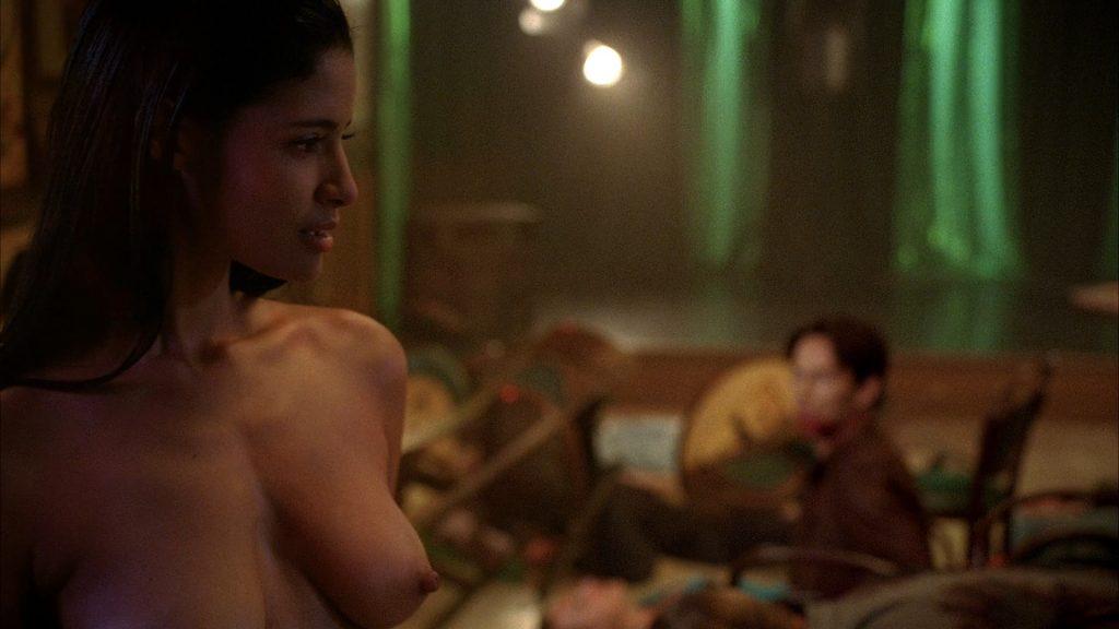 Jessica Clark Nude – True Blood (6 Pics + GIF & Video)