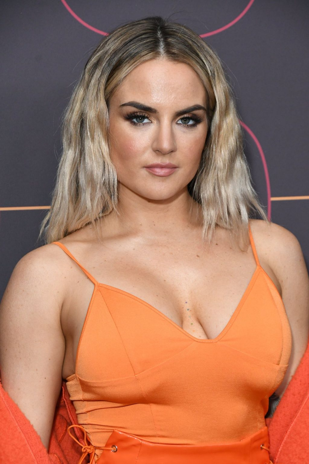 JoJo Shows Off Her Tits at the Warner Music Group Pre-Grammy Party in Hollywood (39 Photos)