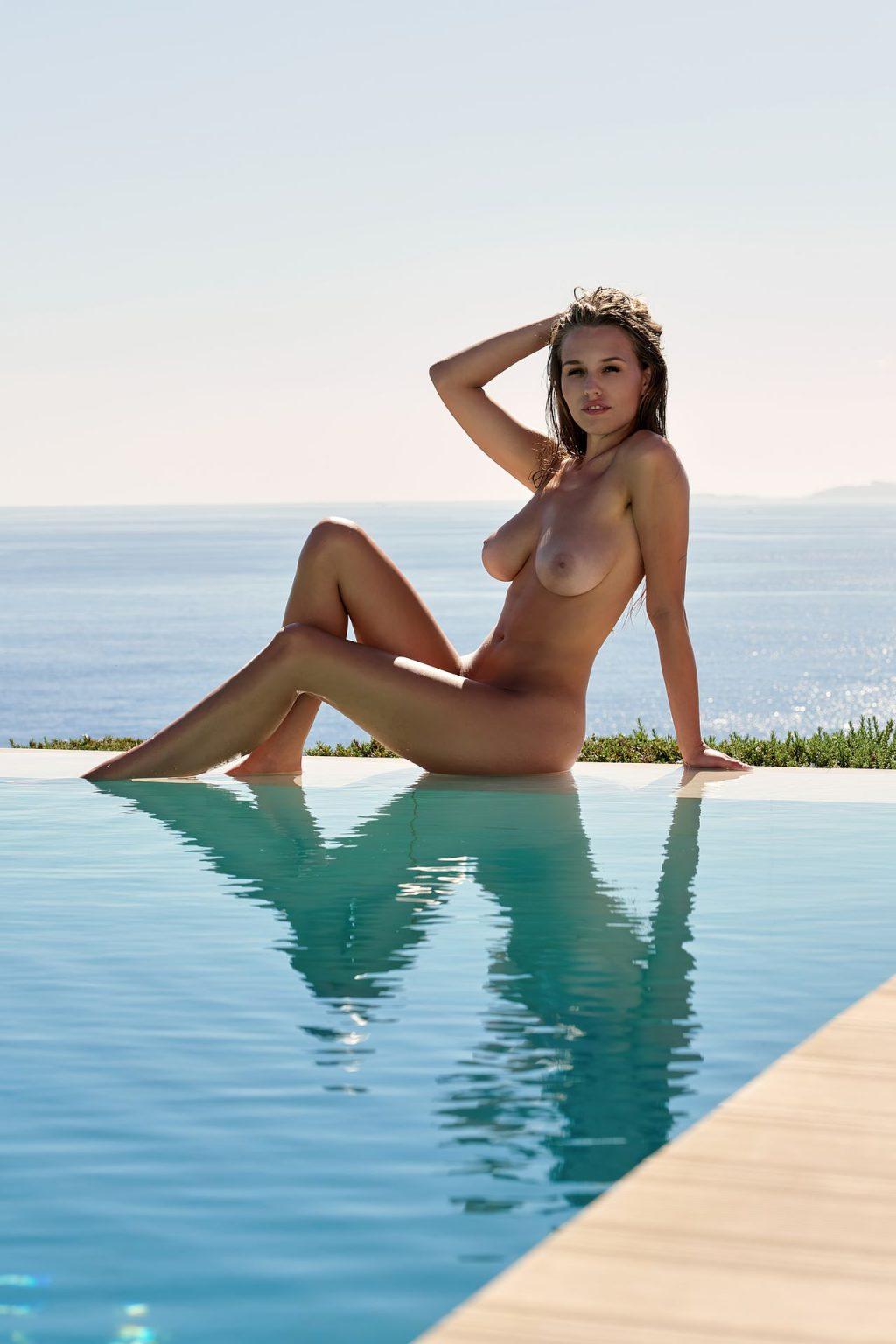 Laura Müller Nude – Playboy Germany (6 Photos)