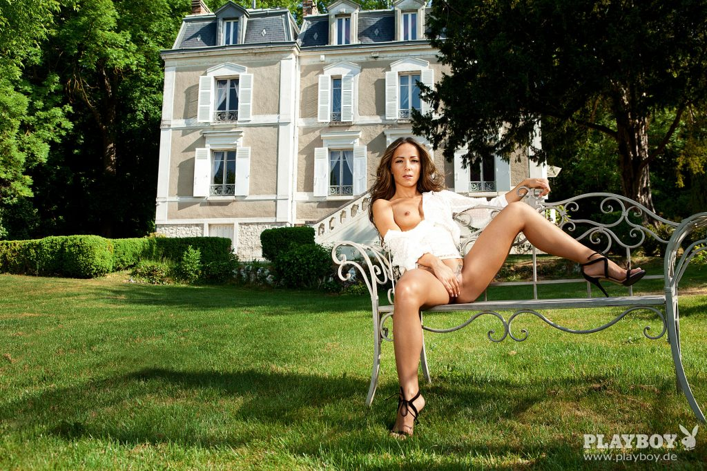 Nathalie Cassegrain Nude – Playboy (30 Photos)