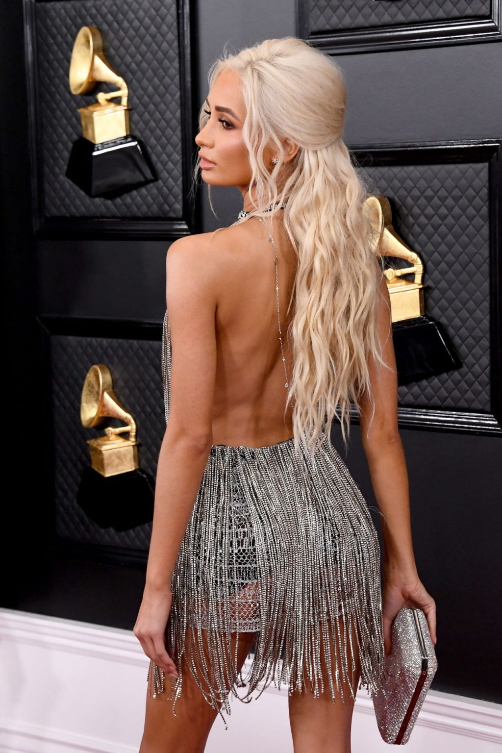 Pia Mia Perez Shows Her Sideboob at the 62nd Annual Grammy Awards (32 Photos)