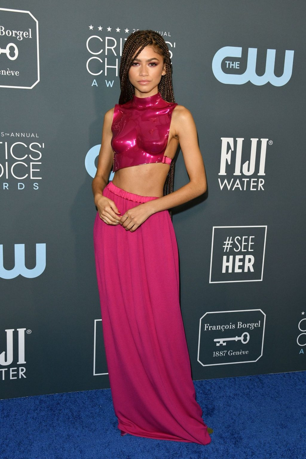 Zendaya's Tits (55 Photos)