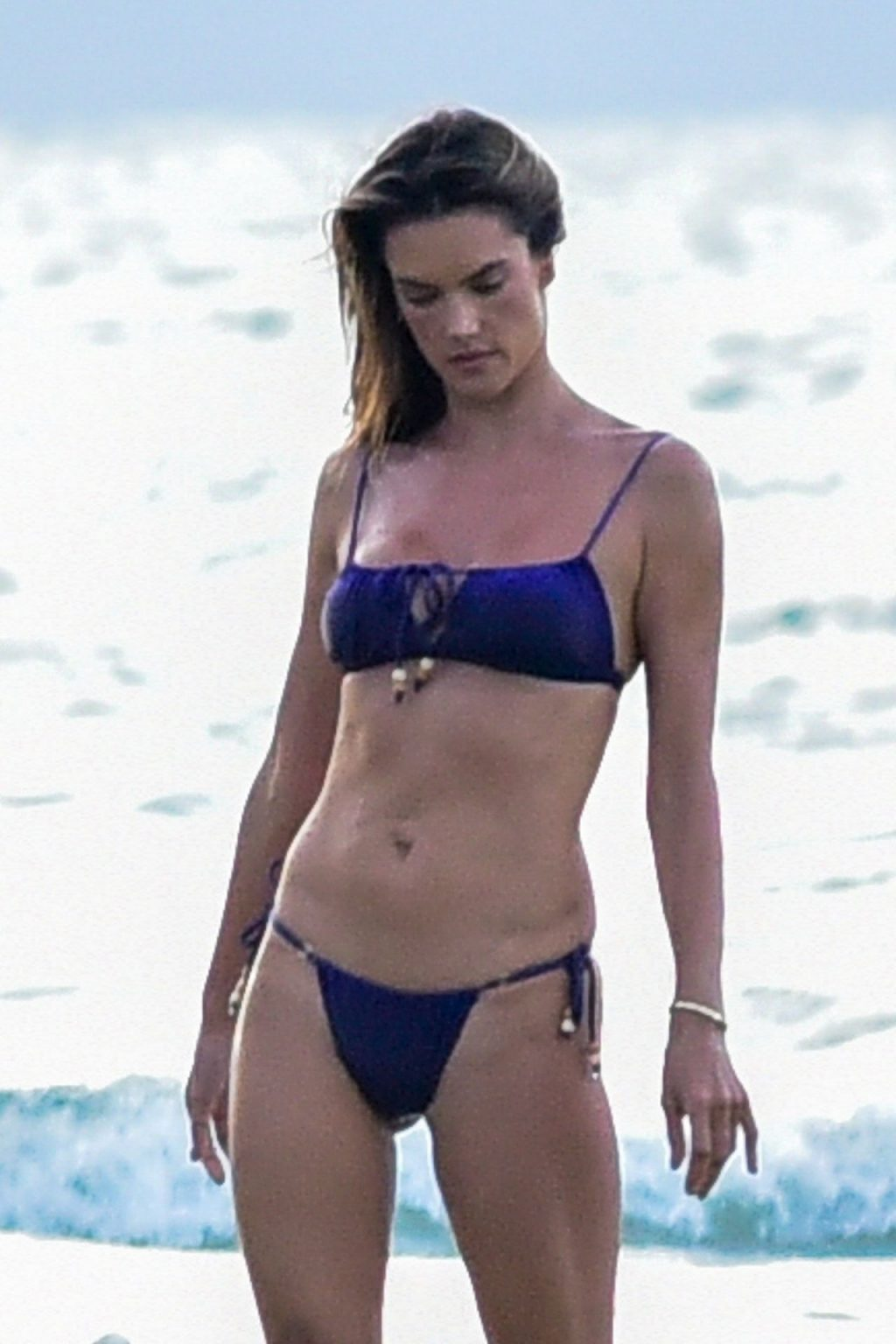 Alessandra Ambrosio Poses in a Photoshoot For Her New Collection (57 Photos)