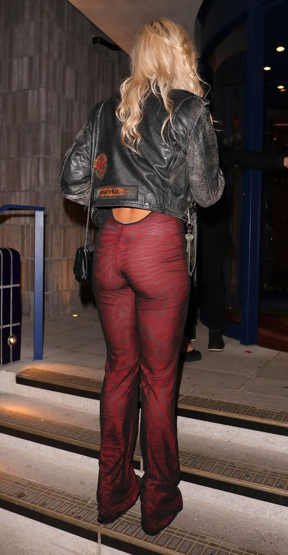 Alice Dellal Shows Her Tits at the NME Awards After Party (25 Photos)