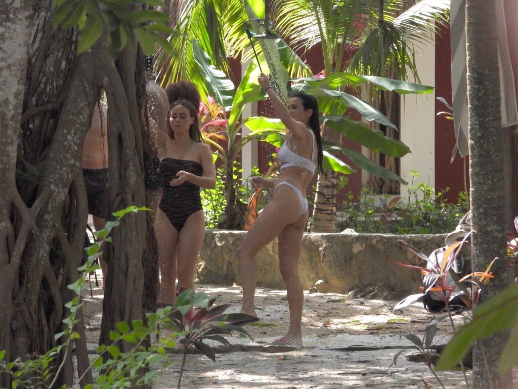 Andi Dorfman & Amanda Stanton Put on a Very Sexy Display in Tulum (46 Photos)