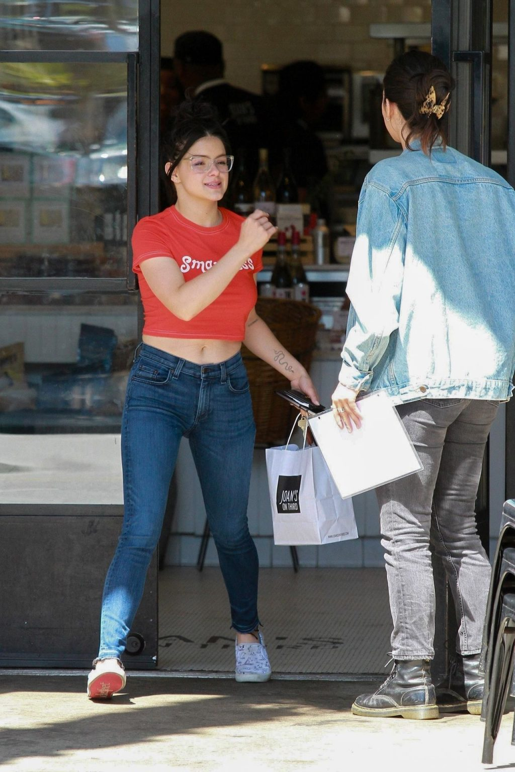 Busty Ariel Winter Looks Sexy in Los Angeles (50 Photos)
