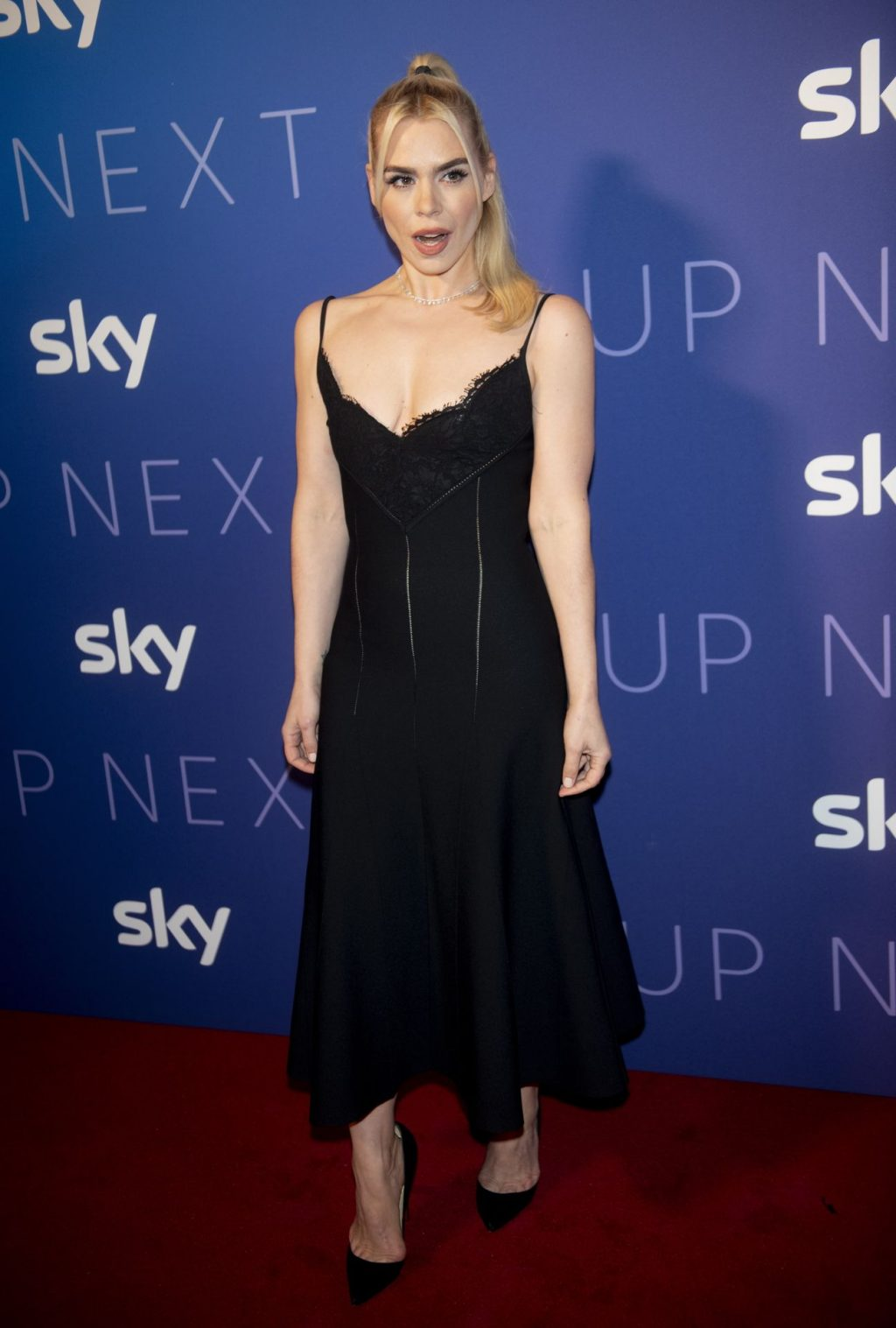 Billie Piper Smiles at the Sky Up Next Event (67 Photos)