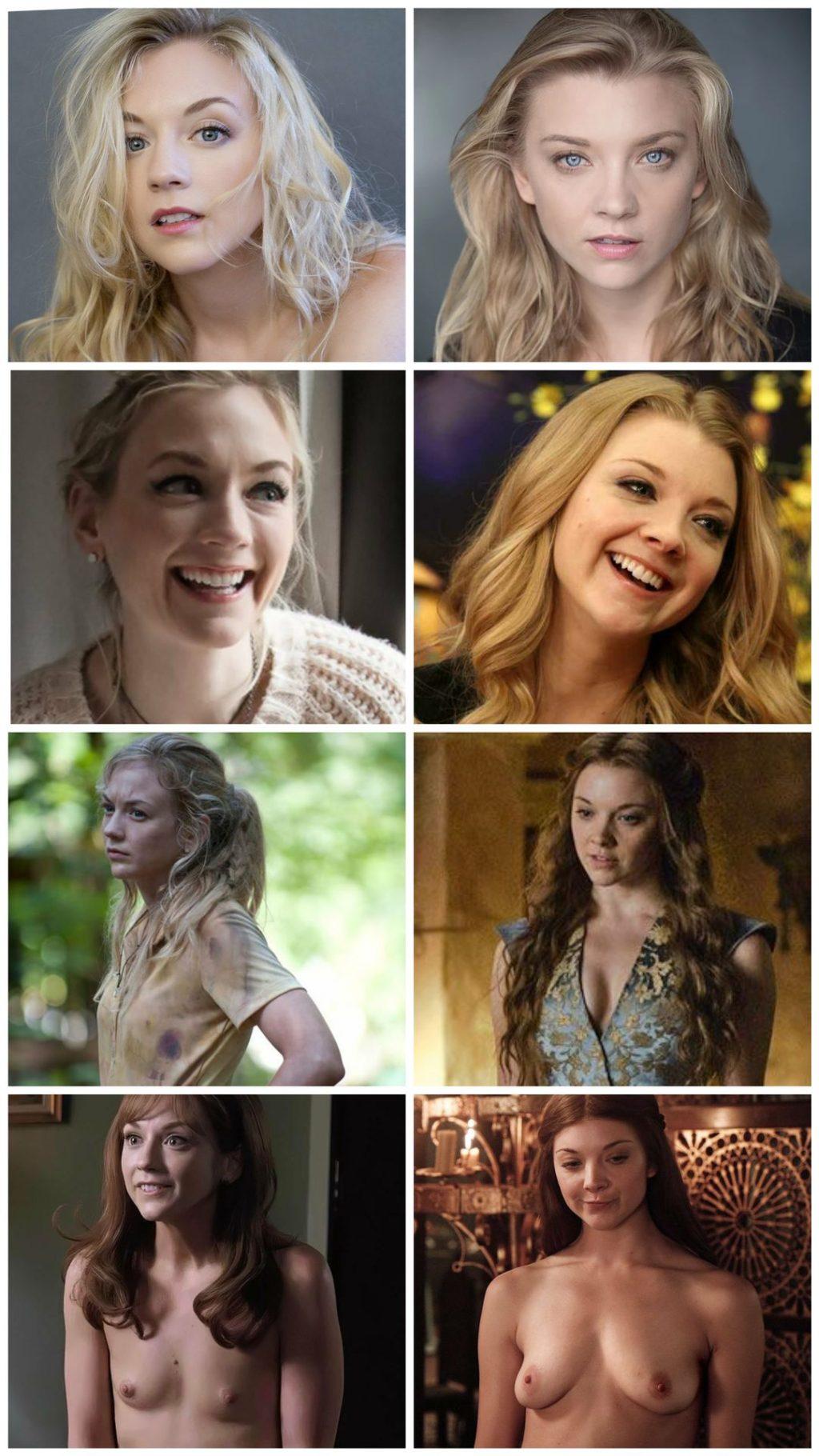 Emily Kinney (Beth Greene) vs. Natalie Dormer (Margaery Tyrell)