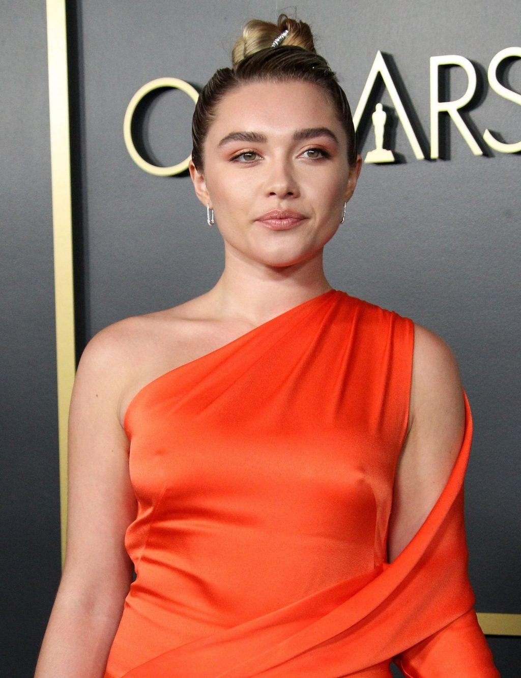 Florence Pugh Shows Her Pokies at the 92nd Academy Awards Nominees Luncheon (48 Photos)