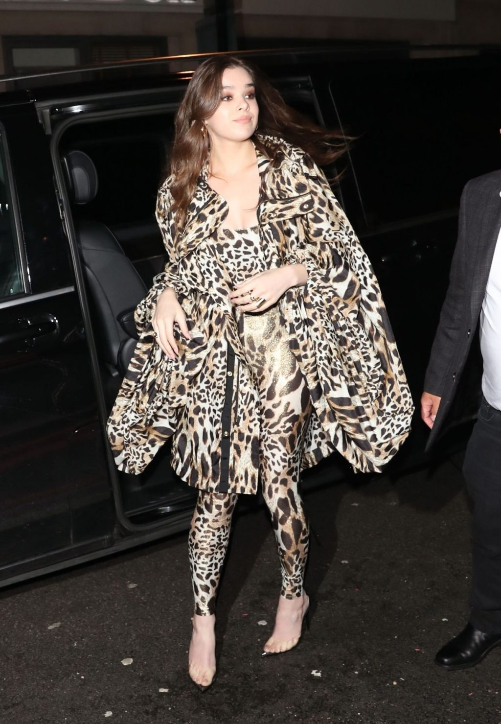Hailee Steinfeld Attends the Love Magazine Party (19 Photos)