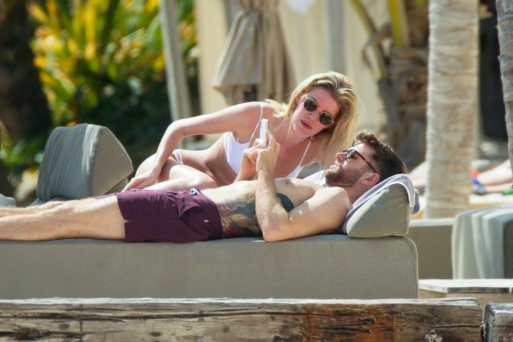 Newlyweds Hannah Cooper and Joel Dommett Enjoy a Romantic Getaway in Tulum (49 Photos)