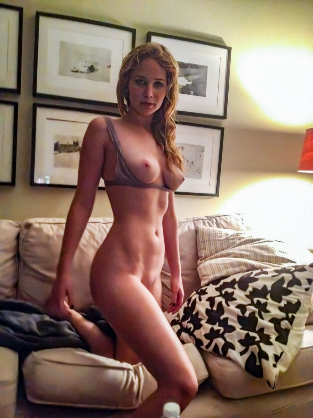 Jennifer Lawrence Nude Leaked The Fappening (7 Photos)