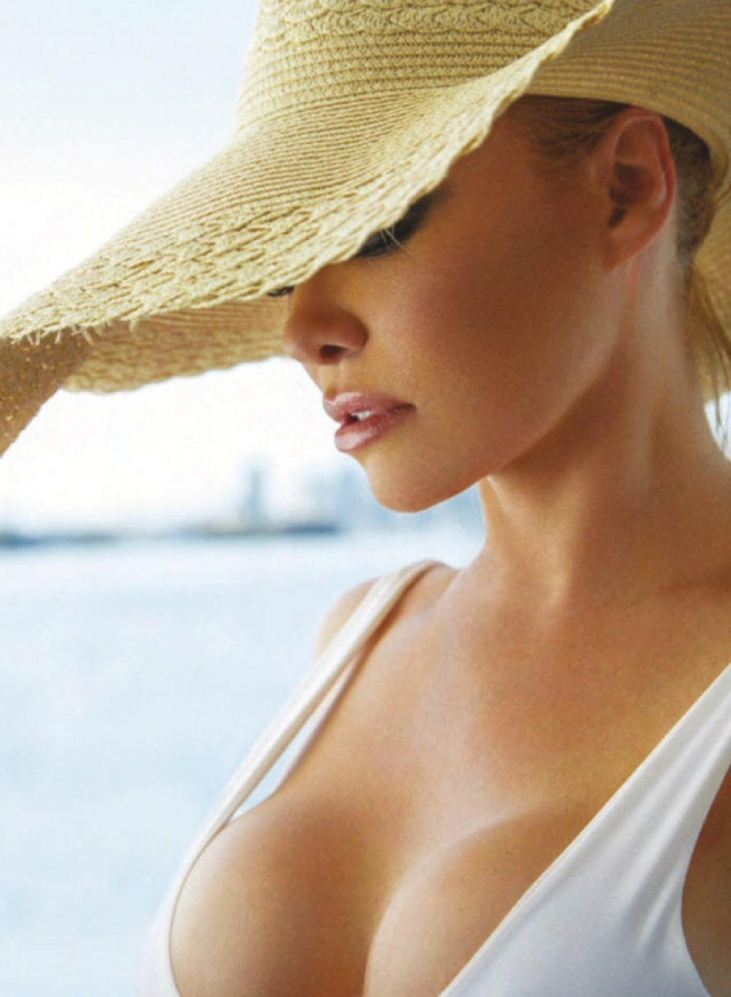 Pamela Anderson Appeared in a Men's Magazine (12 Photos)