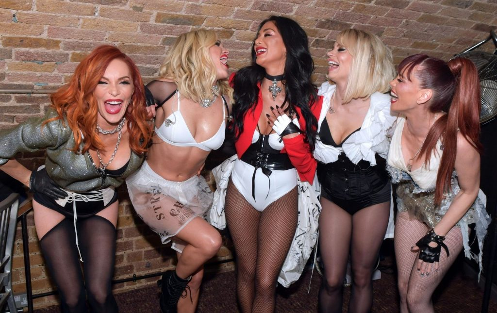 The Pussycat Dolls Kick-Off of Their Reunion World Tour at G-A-Y in London (29 Photos + Video)